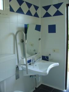 WC adaptado